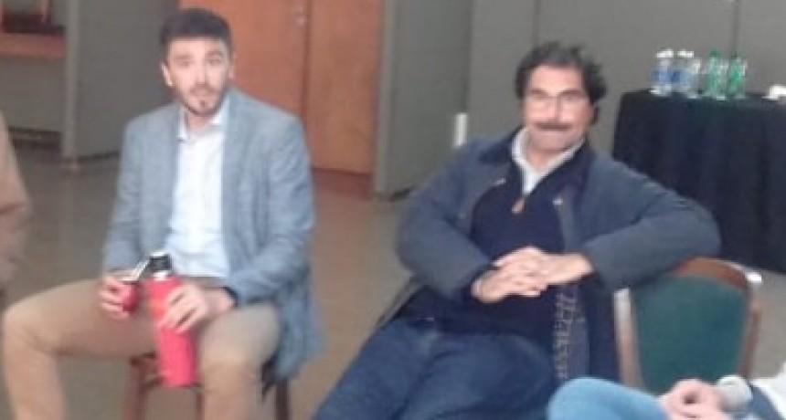 Galli: 'La llegada del Ministro habla de la importancia que le da la provincia al sector agropecuario'