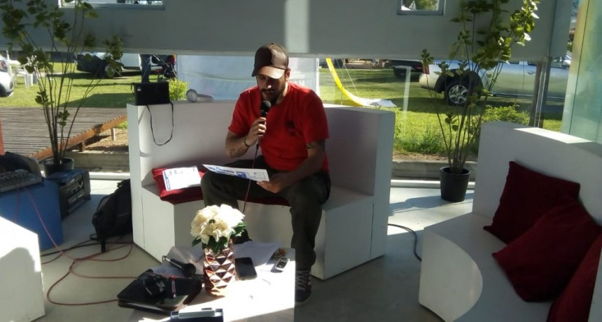 Radio Olavarría en la Expo 2018