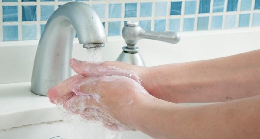 Se celebra el Día Mundial del Lavado de Manos
