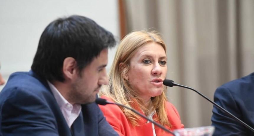 Lordén participó de Comisión Interministerial y una jornada de Salud Mental