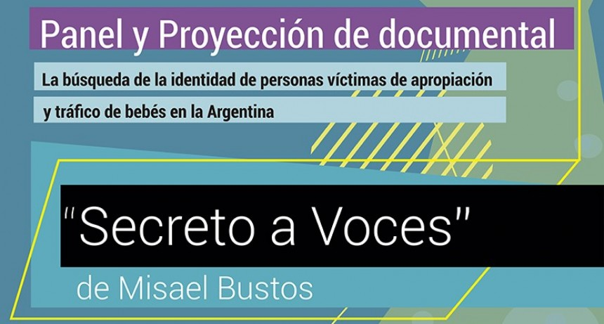 Proyectan 'Secreto a voces'
