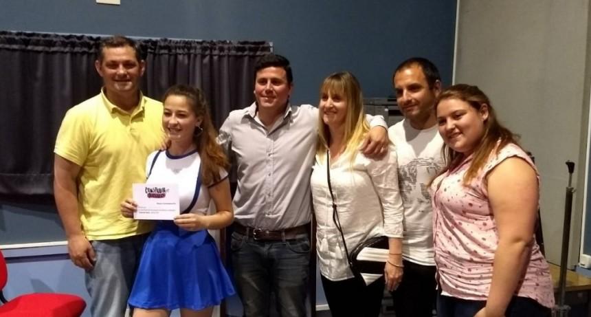 Se entregaron los diplomas a los ganadores del programa Construir Futuro
