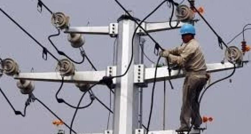 Interrupciones programadas del servicio eléctrico