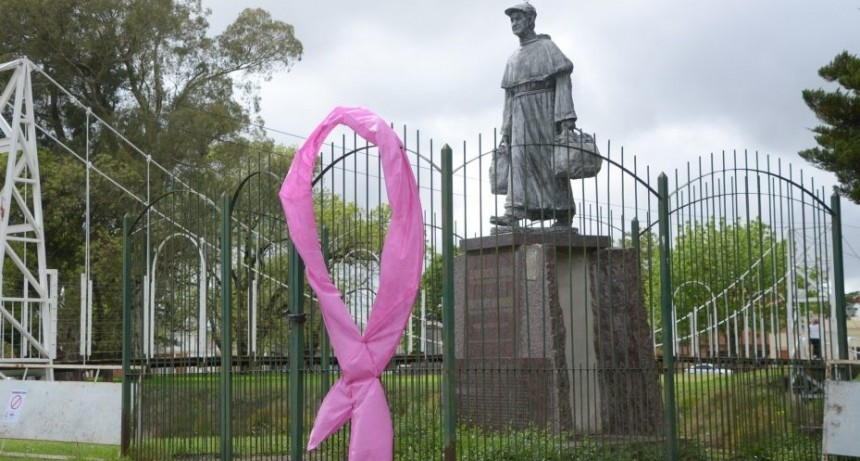 19 de Octubre día mundial de lucha contra el cáncer de mama