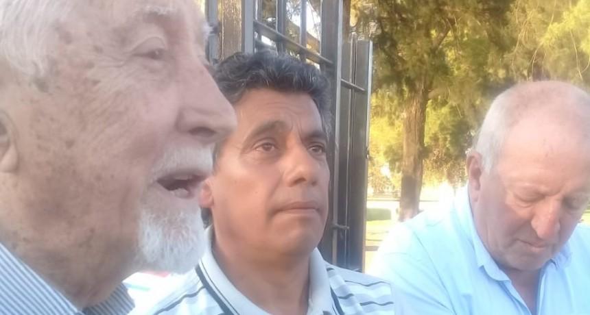 Homenaje a Perón en un acto por el día de la Lealtad