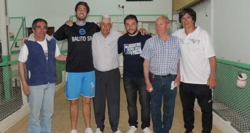 Benítez-Carimán: los primeros campeones de los Juegos Municipales
