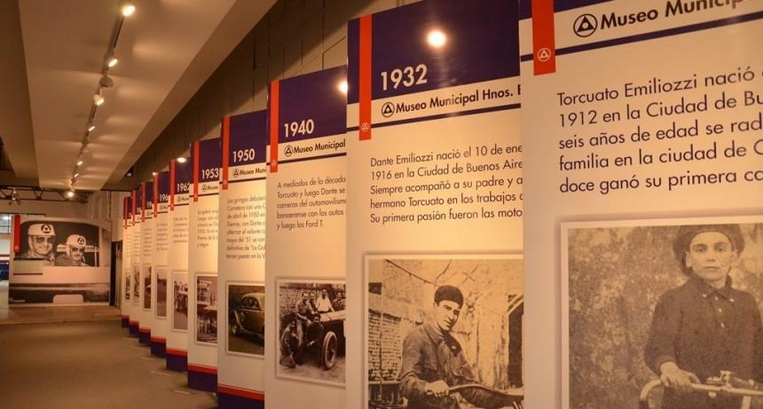 El Museo Emiliozzi celebra su 5º aniversario