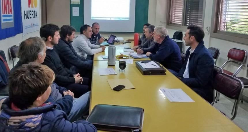 El Municipio y la Comisión de Lucha contra las Plagas comienzan a trabajar en la Campaña de Tucura 2018/2019