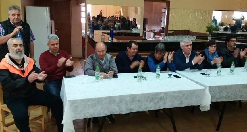 Reunión seccional de la FESIMUBO
