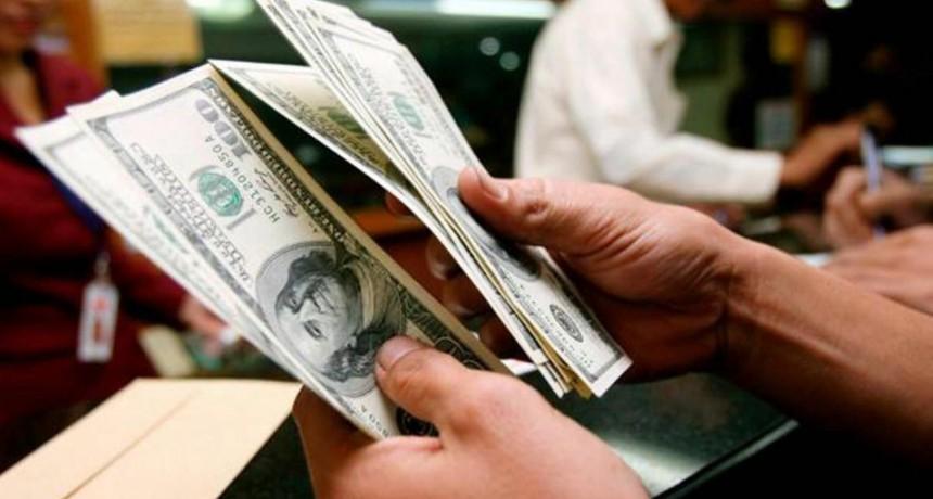 el dólar subió 31 centavos en la semana a $ 37,85