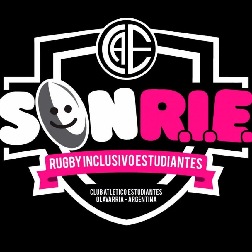 Gran primer Jornada de Sonríe Rugby inclusivo