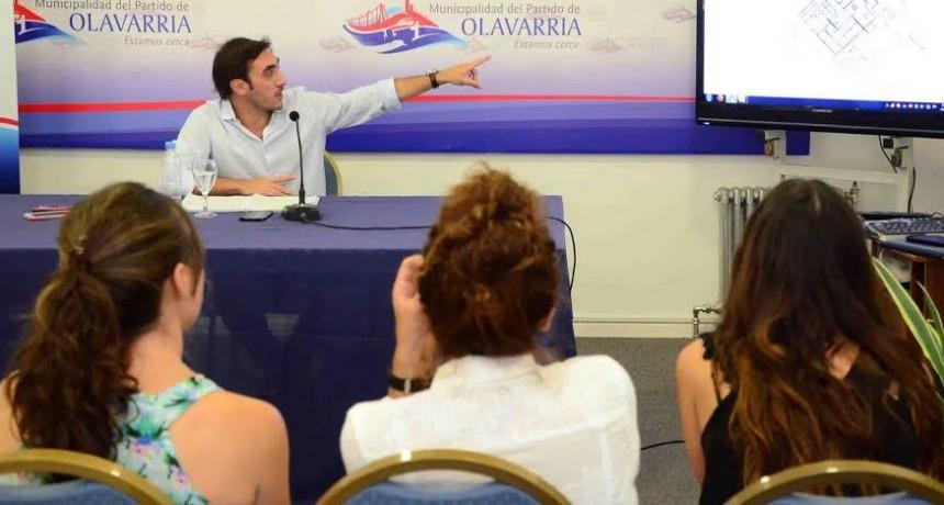 Olavarría, modelo de gestión innovadora a nivel internacional
