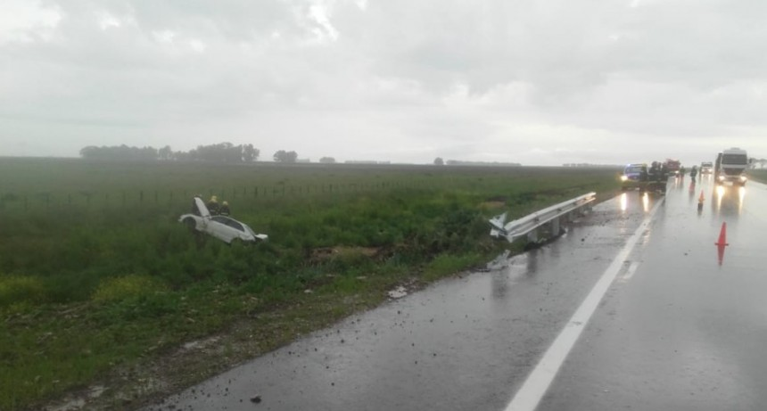 Una persona falleció en un hecho de tránsito en Ruta 51