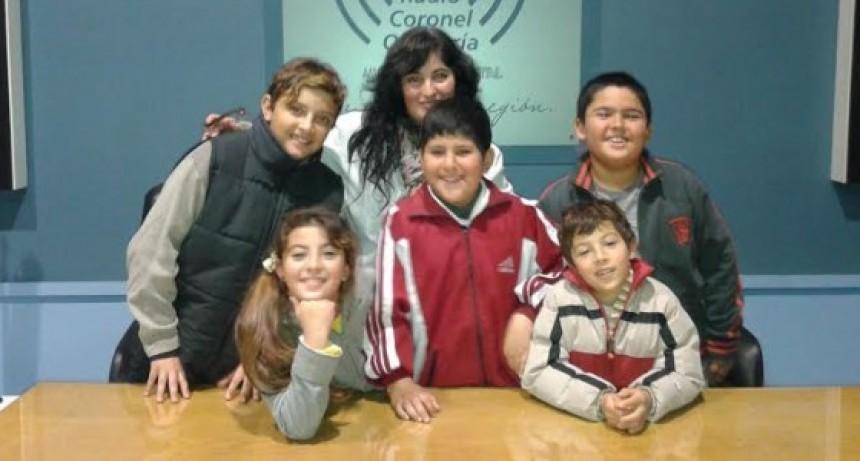 Escuela de Mapis: un premio con historia y presencia en Radio Olavarría