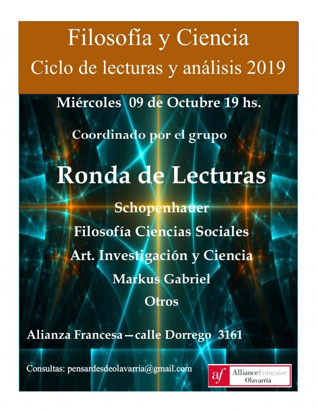 Nuevo encuentro de Filosofía y Ciencia