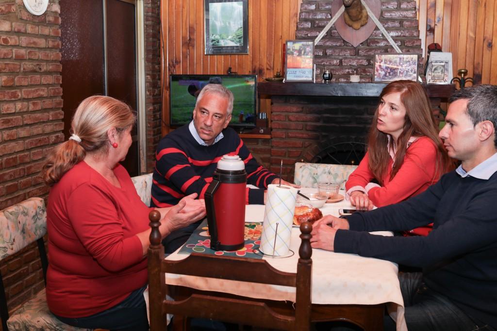 """Bilbao: """"El diagnóstico en salud es el de la gente"""""""