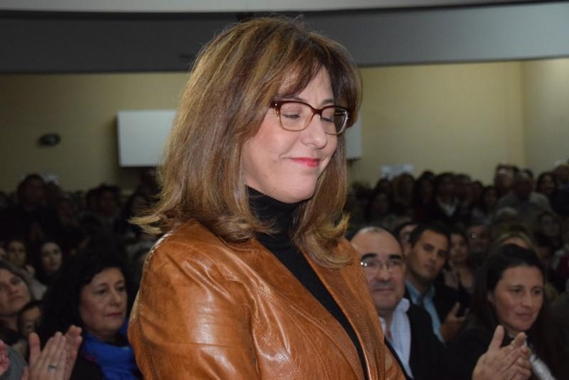 """Constanza Caffarelli: """"Eseverri busca que los vecinos se sientan copartícipe en el proceso de gestión"""""""