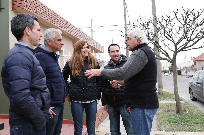 """Eseverri: """"Nuestros votantes nos ven como una opción local preparada para gobernar Olavarría"""""""