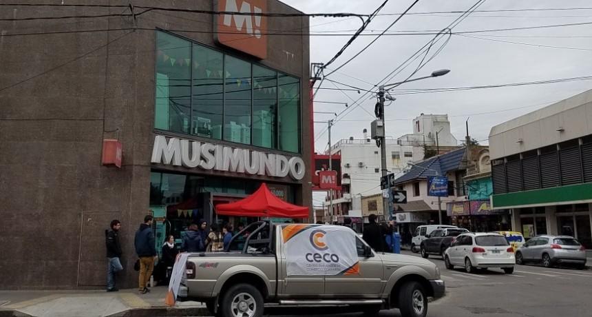 Conflicto Musimundo: La empresa no se presentó a la audiencia de negociación