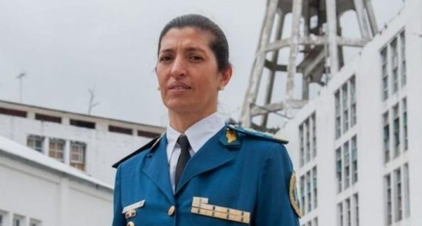 Una Olavarriense al mando de la Dirección General de Recursos Humanos del SPB