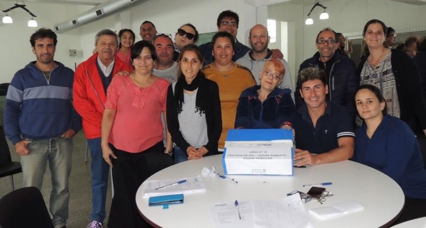 José Stuppia fue ratificado al frente del Sindicato de Trabajadores Municipales de Olavarría