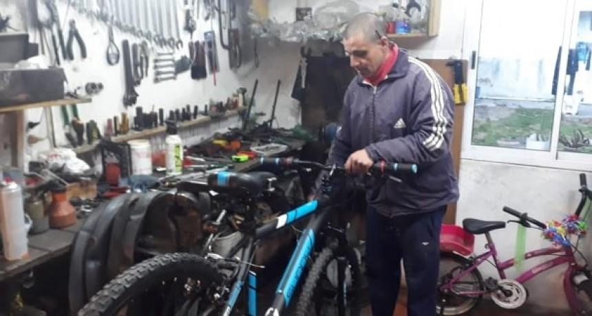 """""""Yo soy bicicletero"""""""