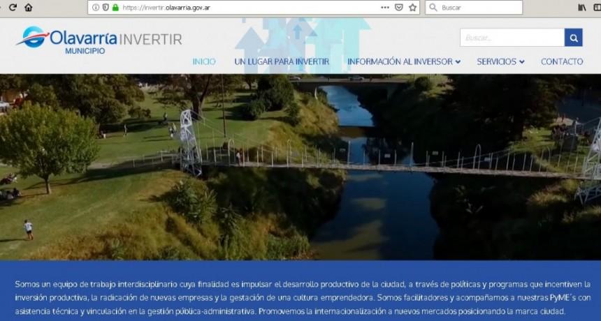 Presentaron dos nuevos sitios web dedicados a la inversión y el turismo