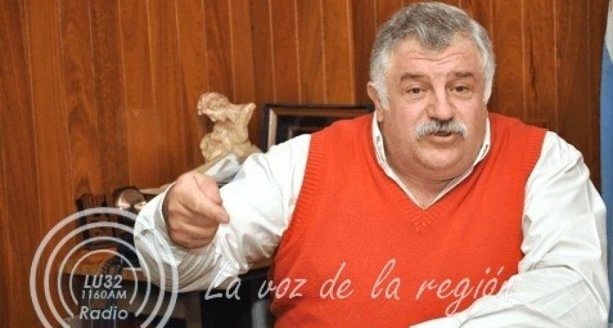 El veterinario Mario Carpi presentó la nueva campaña de aftosa