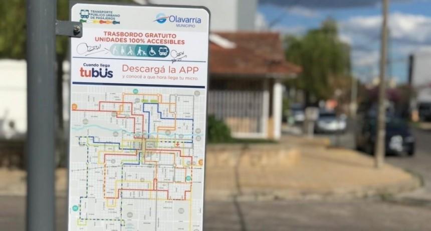 Más líneas urbanas llegarán a la Expo Olavarría 2019