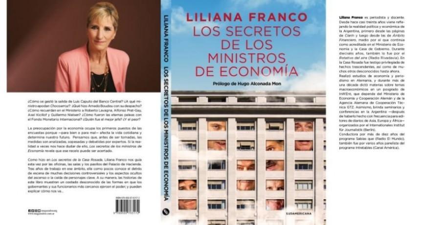 Liliana Franco y los Secretos de los Ministros de Economía