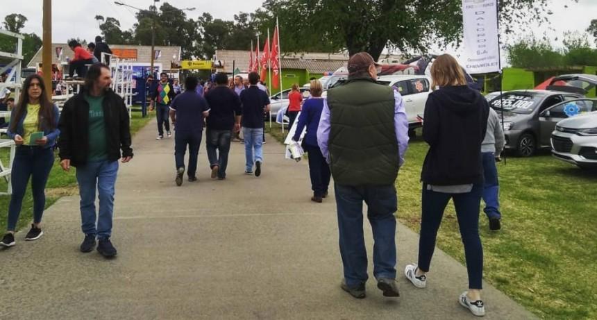 Último día de la  Expo Olavarría 2019