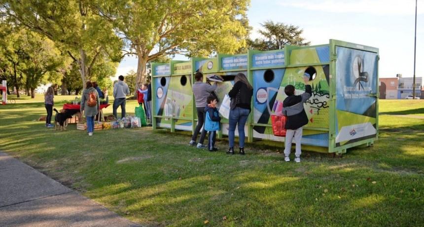 Cambio de fecha para el EcoCanje en Parque Mitre
