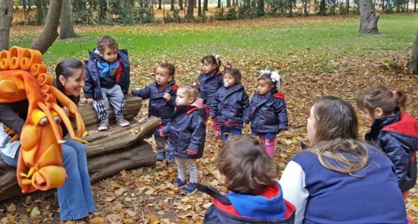 Biblioteca 'Del Otro Lado del Árbol': ' a los chicos les encantan los libros'