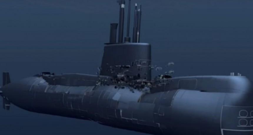 Imputaron a tres integrantes de la Armada por la tragedia del ARA San Juan