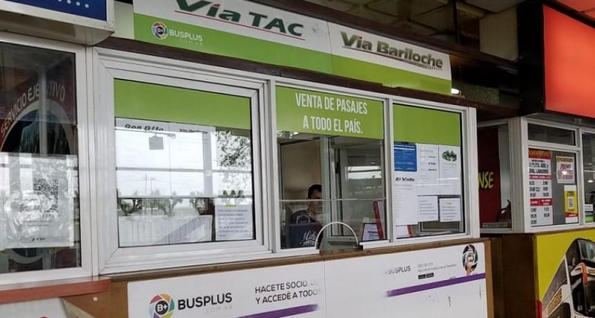 Ya corren los micros de Tigre Iguazú