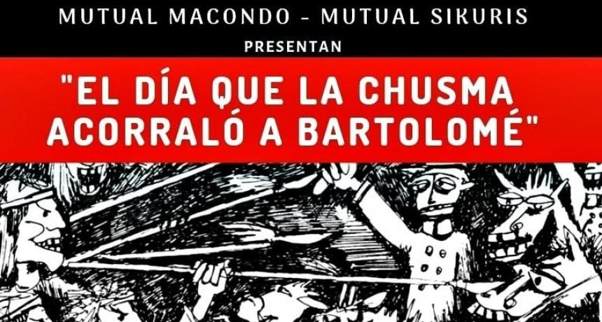 Teatro de y por Macondo y Sikuris