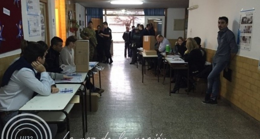 Elecciones 2019: comienza la capacitación para autoridades de mesa