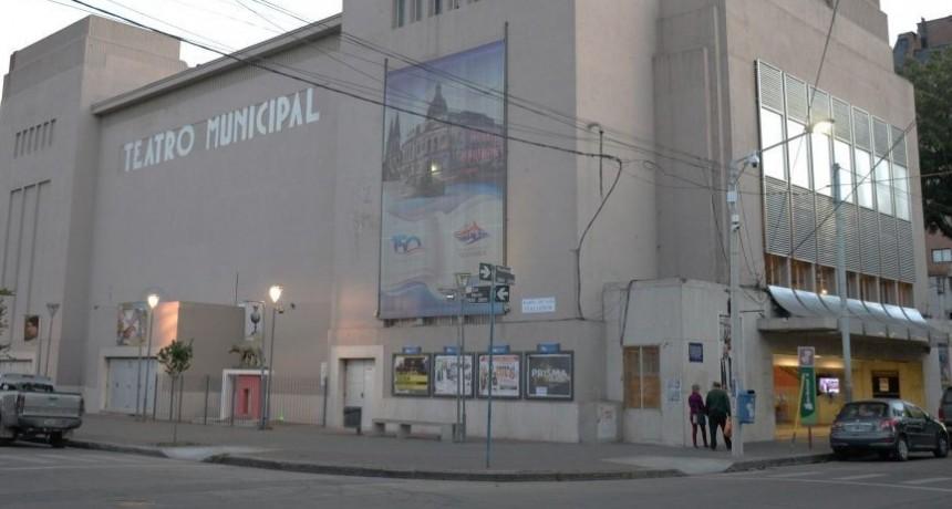 Una variada cartelera de espectáculos en el Teatro Municipal