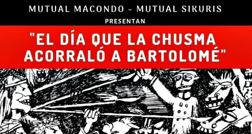 Macondo y Sikuris: dos mutuales unidas en propuesta creativa