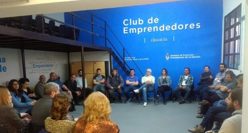 Lavandera: 'en crisis la cantidad de emprendedores crece'