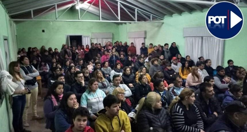 """Por críticas en redes sociales, suspendieron la reunión por """"Mi sueño es Mi casa"""""""