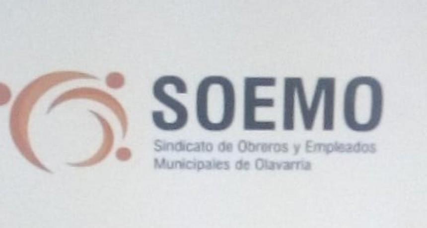 SOEMO: Se inauguró un nuevo sindicato de empleados municipales en Olavarría