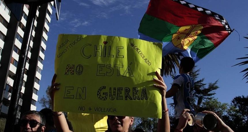 Chile: Ya son 15 las víctimas fatales desde el inicio de las protestas