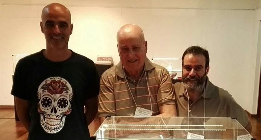 Armando Ferreira fue homenajeado en Brasil