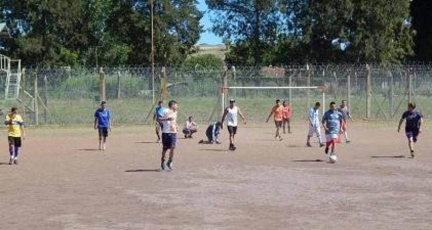 Torneo de Fútbol por la Semana de la Educación Física en la Unidad 38