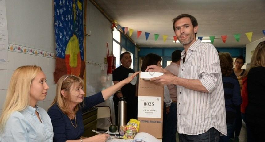"""Juan Mujica: """"Que los vecinos se acerquen a votar"""""""