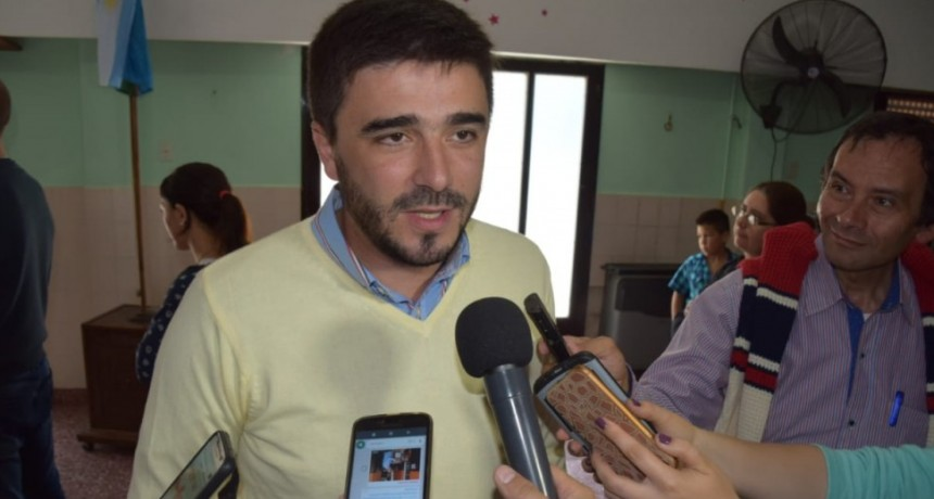 Galli: 'tenemos muy buenas expectativas'