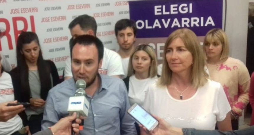 Iguerategui y Schwindt felicitaron a Galli