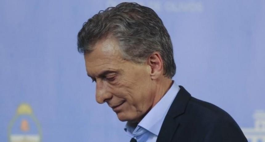 """Macri: """"Haremos una  transición ordenada y seria"""""""