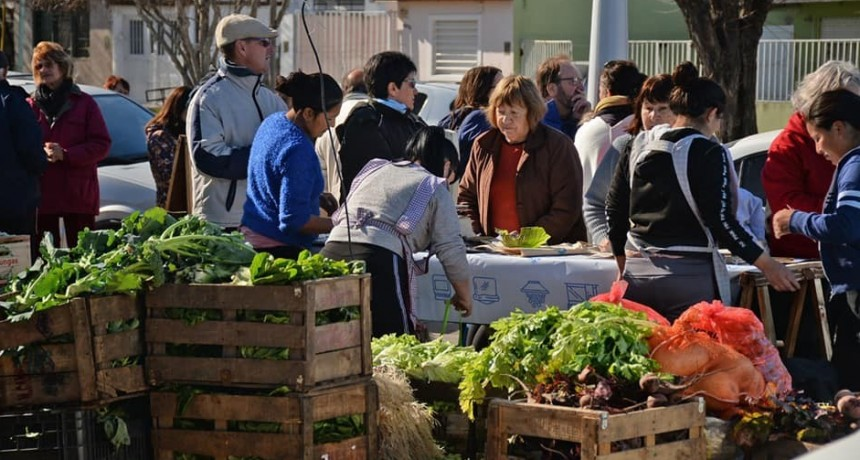 """Este domingo llega """"El Mercado en tu Barrio"""""""